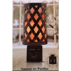"Himalayan Salt Night-Light<br /><span style=""font-size: 12px;"">Air Purifier (Electric/Plug-in) #1809</span>"